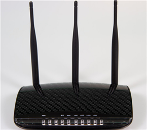 Carbon Brazing Products for Wireless Routers