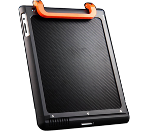 IPad protective case carbon fiber products